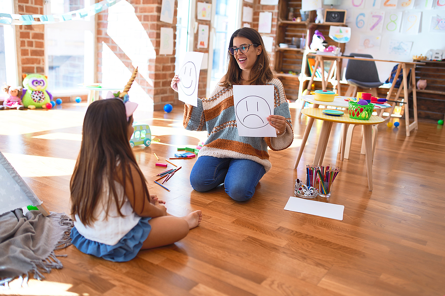 Read more about the article Ten Differences in NLP Between Working with Adults and Children or Adolescents